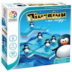 Пингвины на льду. Головоломка от Smart Games