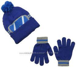 Набор шапка и перчатки, размер 48
