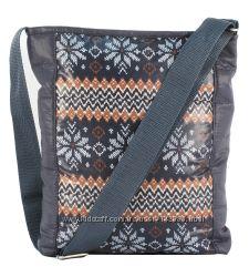 Вместительные сумки через плечо