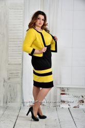 Одежда для прекрасных дам размеры 42-74 Весеняя коллекция