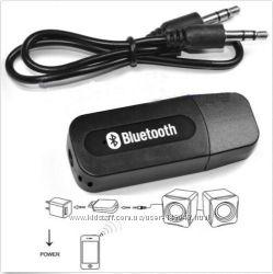 Usb Bluetooth аудио ресивер приемник Wireless Reciver H-163  кабель 3, 5 мм