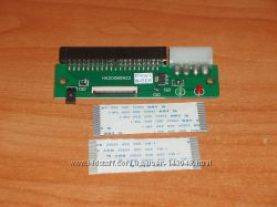 Адаптер 1. 8 ZIF - 3. 5 IDE 40 pin HX20080922 TOSHIBA Hitachi переходник CE