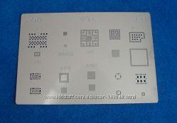 BGA шаблоны трафареты Apple iPhone 4 пластина для реболлинга