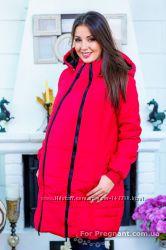 Зимняя куртка для беременных, одежна для беременных и кормящих мам