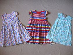 Красивейшие летние платья из Англии и США - Mothercare, CRAZY8, GEORGE