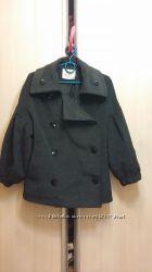 Короткое пальто, рукав в три четверти, разм М