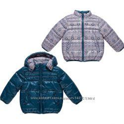 Chicco двухсторонняя куртка на 4-5 лет