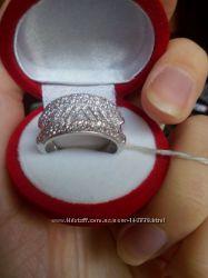 кольца серебро , размер 18, 5