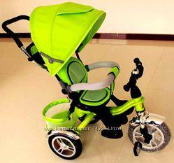 Трёхколёсный велосипед Новый