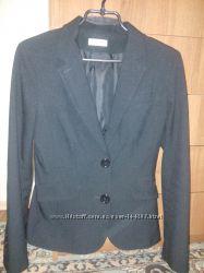 Классический чёрный пиджак ТМ Orsay