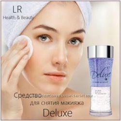 LR Deluxe Средство для снятия макияжа с глаз. Германия