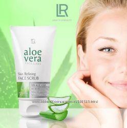 LR Aloe Vera Пилинг для лица с экстрактом шиповника и Алоэ Вера. Германия