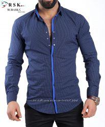 Качественные турецкие рубашки в ассортименте.
