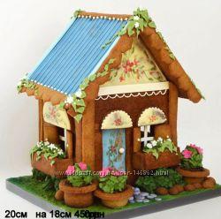 Домики пряничные