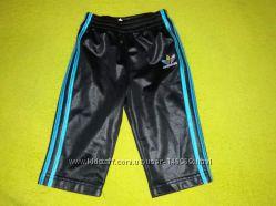 Фирменные штаны Adidas до года