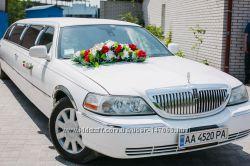 Единственный в Украине 5-ти дверный Лимузин Lincoln Town Car FEDERAL