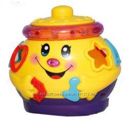 Развивающие игрушки сортеры для малышей