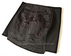 Фактурная юбка Naf-Naf