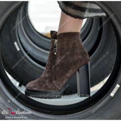 Кожаная обувь ТМ Ari Andano. СП и заказ со склада производителя