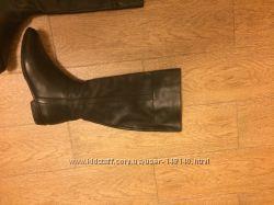 Кожаные сапоги ALDO