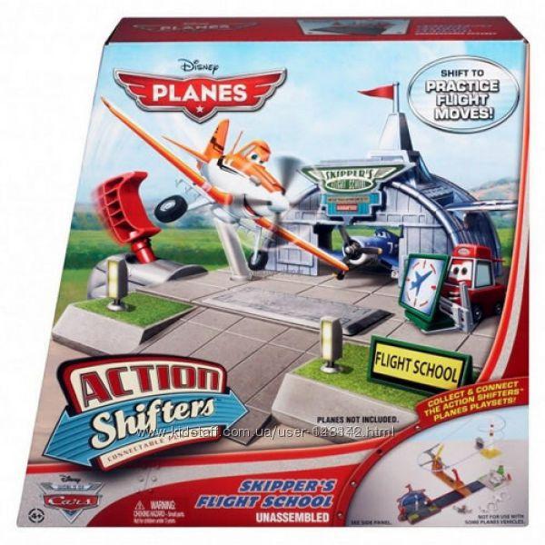 Disney Planes flight school Летачки набор Школа шкипера США Дисней 5