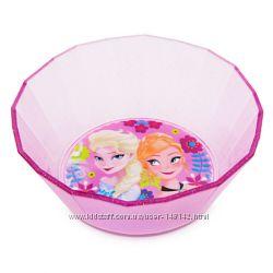 Глубокая тарелочка Дисней Холодное сердце Фрозен Disney Эльза