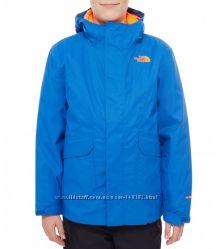 Куртка зимняя подростковая 3 в 1 The north face