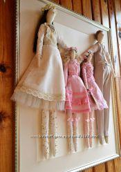 Подарки. Куклы для родных и друзей. Куклы Тильды.