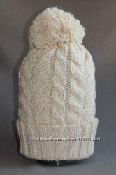 Зимняя шапка фирма GAP размер S-M на обхват головы-52-54 см