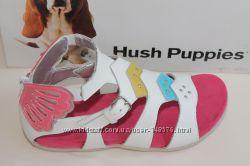 Босоножки фирма HUSH PUPPIES, амер. 2, европейск. 34, стель-21, 6 -22 см