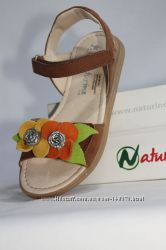 Босоножки фирма NATURINO европейский размер-30, по стельке 19, 5 см