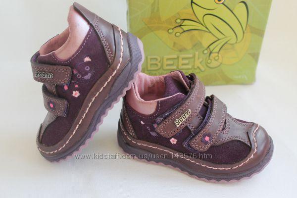 Красивые ботиночки фирма BEEKO, амер-5, 5, европ-21, по стельке-14, 5 см