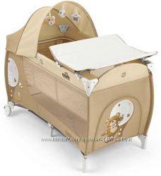 Манеж - кровать CAM Daily Plus. С рождения до 3х лет