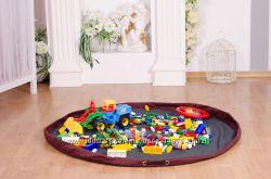 Сумка коврик для игрушек SteepBag. Коврик для лего.