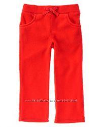Новые флисовые штаны crazy8 на малышку
