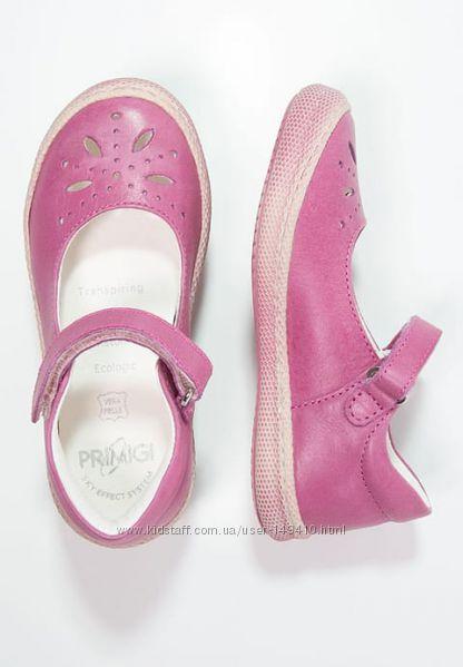Кожаные туфли Primigi, размер 24, разные модели и расцветки