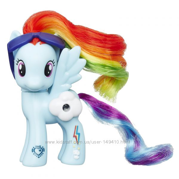 Рейнбоу Дэш с волшебными картинками My Little Pony Magical ...