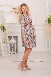 Платье Бербери
