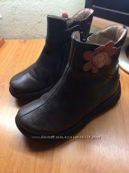 Фирменные ботинки MOD8 Франция р. 29, натур. кожа
