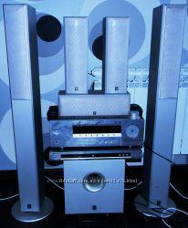 Ресивер Yamaha RX-V357акустическая система Yamaha51DVD Yamaha S557