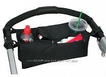 Удобная сумка органайзер для мам на детскую коляску.