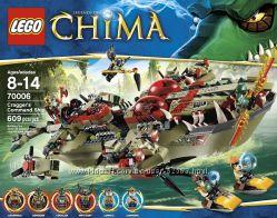 LEGO Chima много разных наборов