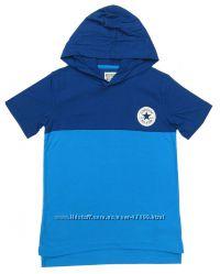 Новые футболки Converse, 104-110-116 см