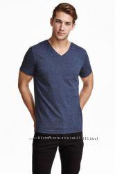 Мужская футболка H&M р. XS