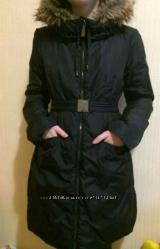 Пуховое пальто Vince Camuto, размер S, зима