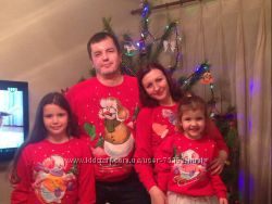 Family look тренд сезона