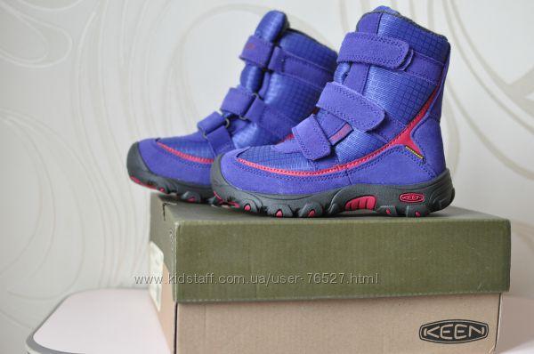 Ботинки Keen. Зимние. размеры 10, 12