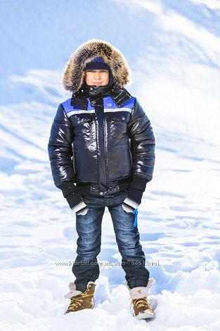 Куртки зимние термо LENNE р. 134, 170, в наличии. Можно комплектом.