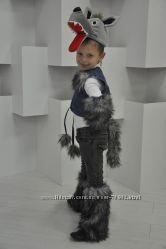 Стильный костюм волка напрокат