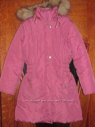 Зимние пальто и жилетка.